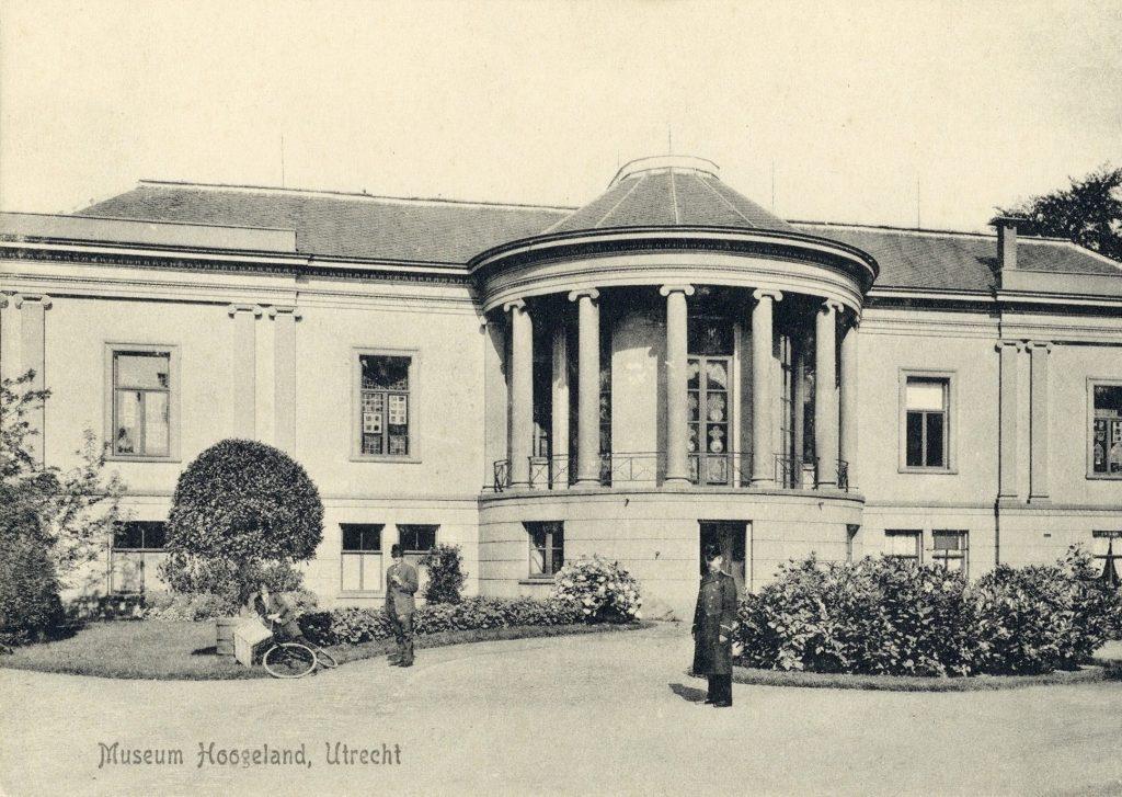 oude foto museum Hoogeland